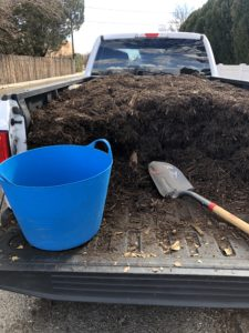 Compost in my truck